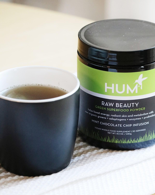 hum nutrition raw beauty