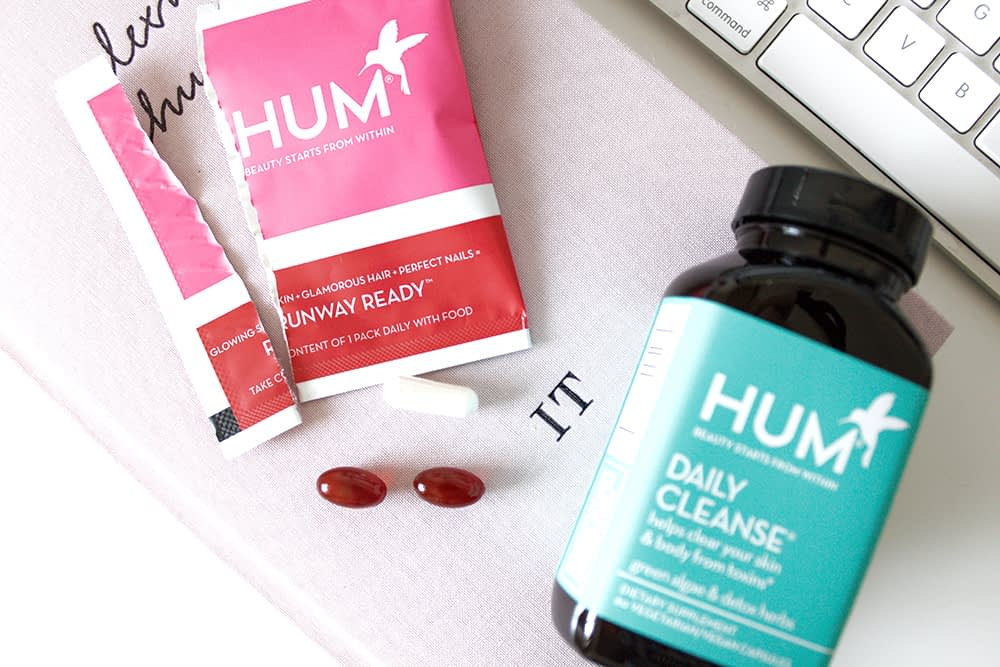 hum nutrition runway ready daily cleanse