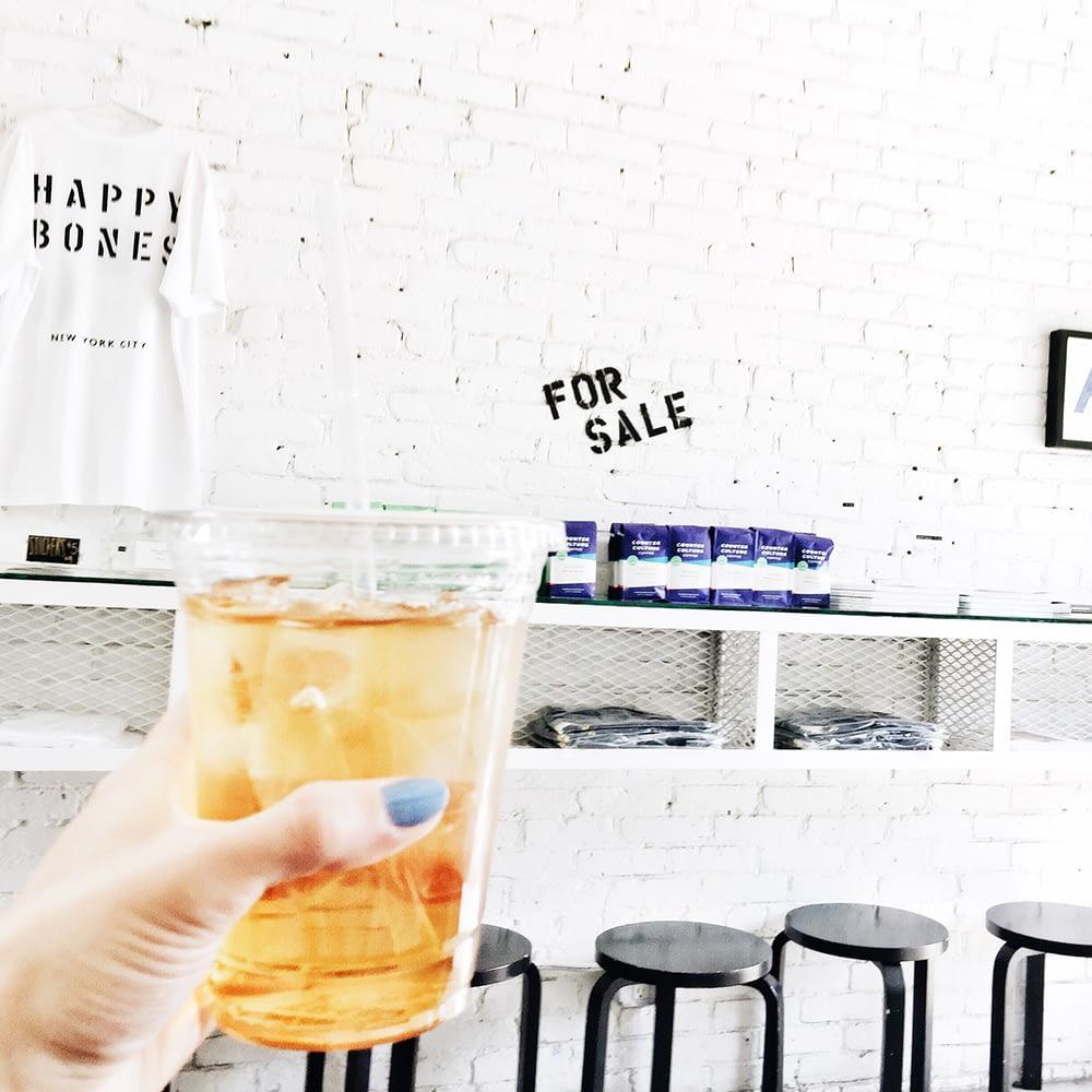 nyc cafe happy bones