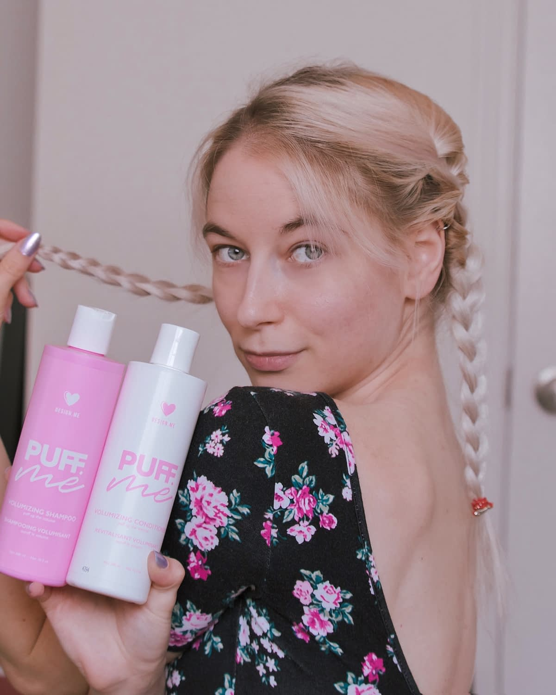 Design.ME Hair Puff.ME Volumizing Shampoo