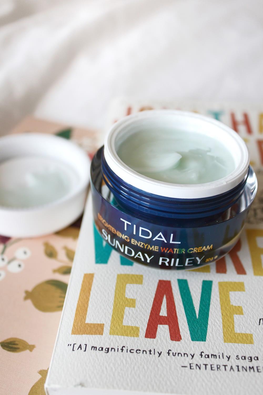 Sunday Riley Tidal Brightening Enzyme Water Cream