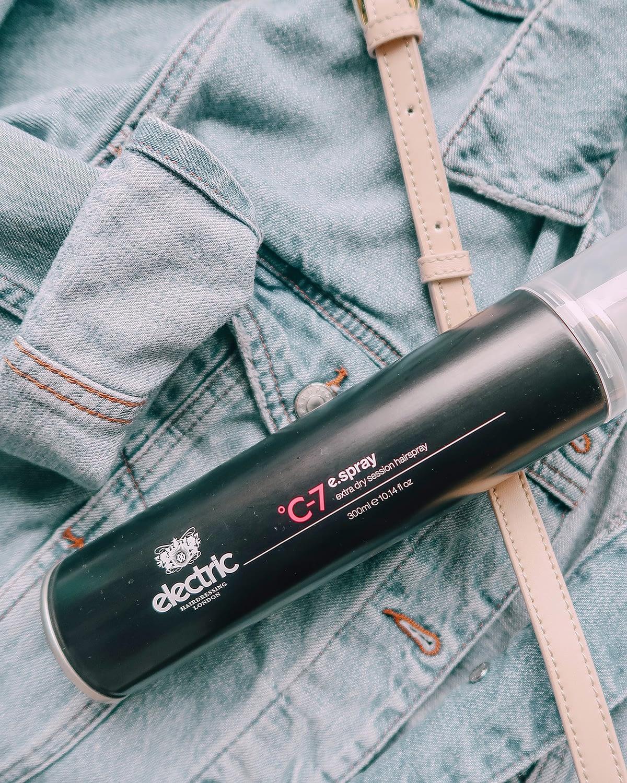 hair care electric london hairdressing e.spray