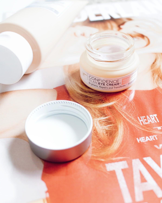 IT Cosmetics Confidence in an eye cream