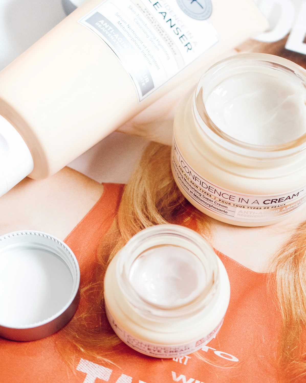 IT Cosmetics Confidence in an cream range
