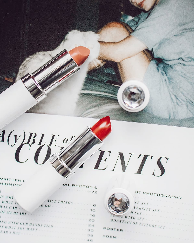 ton cosmetics lipsticks matching