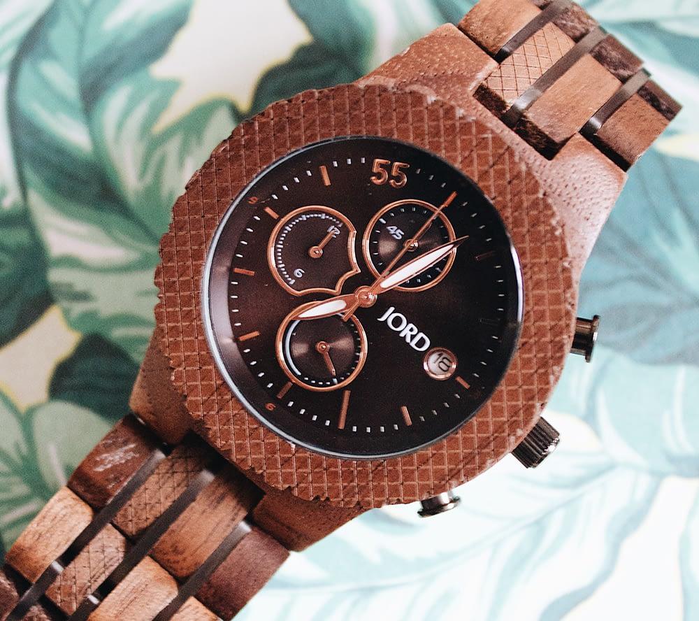 wooden watch contest